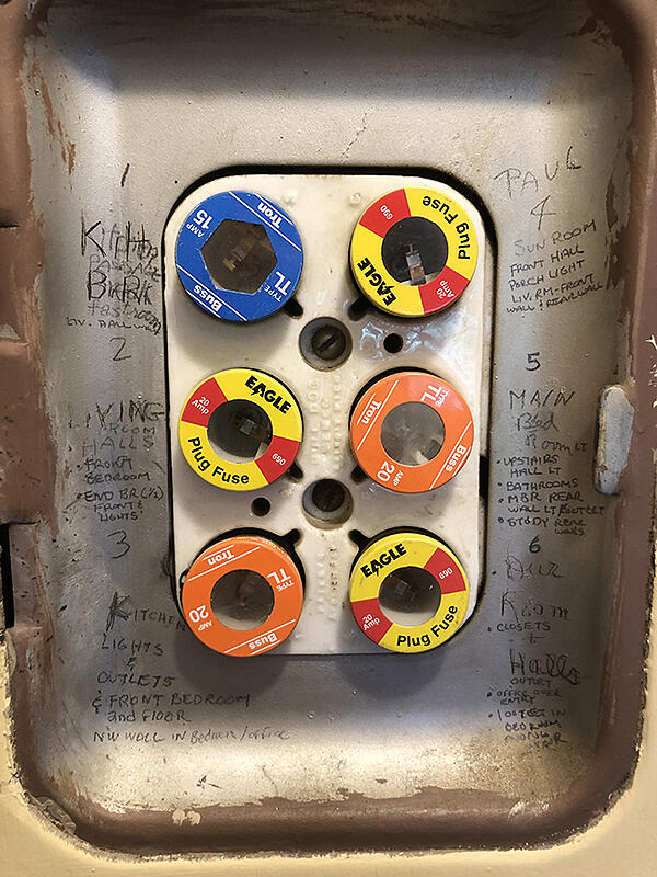 Paul electrical main