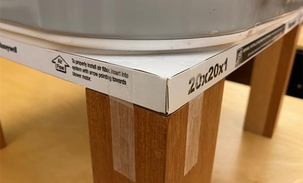 box fan 2