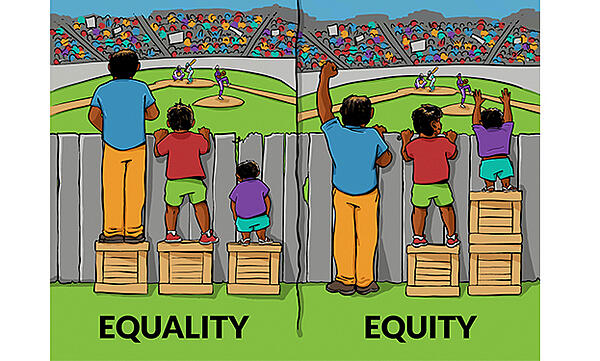 equity equality