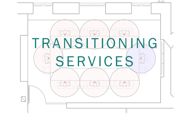 Transitioning Services Project Gallery Format