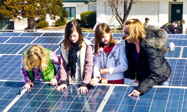 Zero Energy Schools