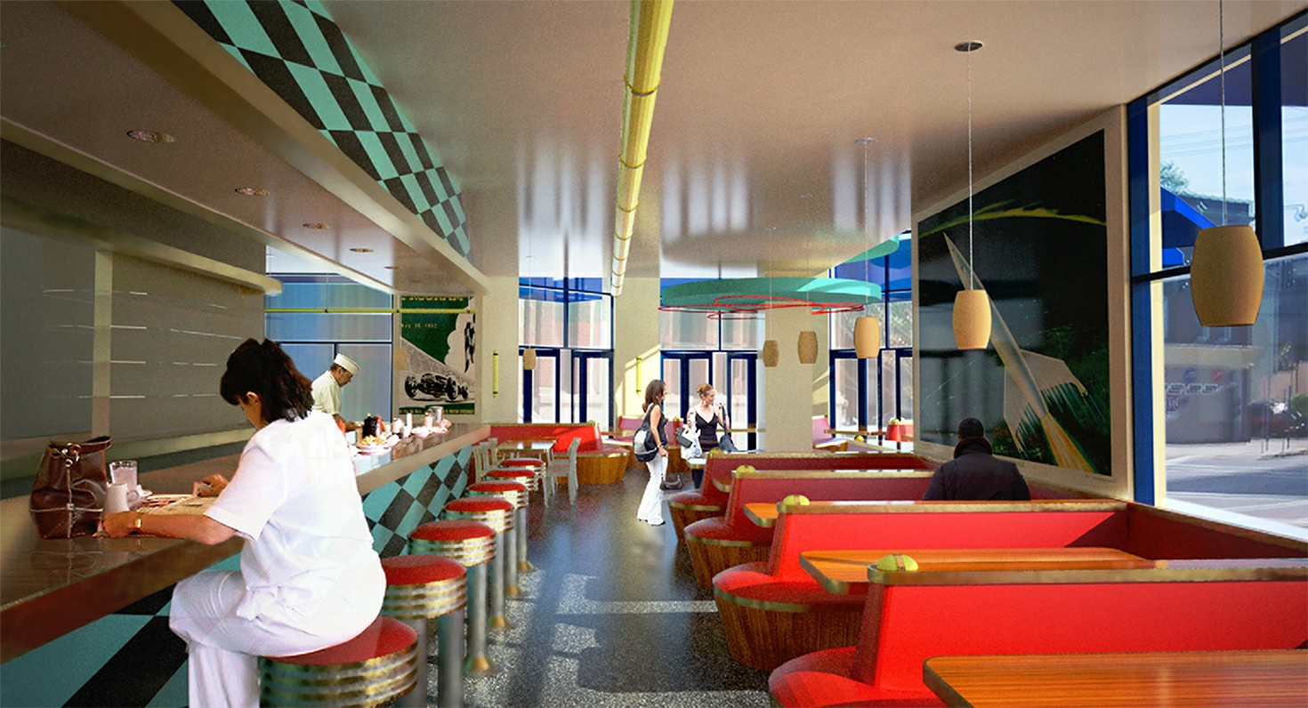 Restaurant studies - Thematic Design Concepts to Inspire Potential Restaurateurs